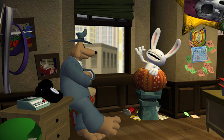 Sam and Max Ep 203