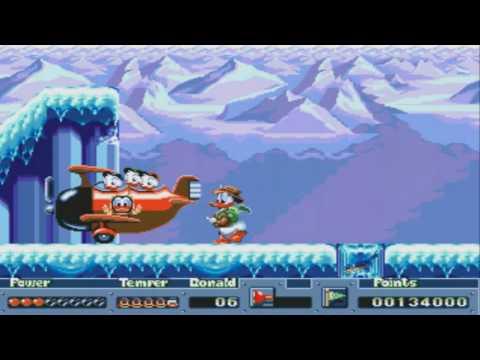 Quackshot - Snow