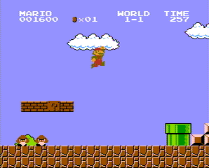 Physics - Mario