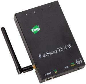 PortServer - Wireless