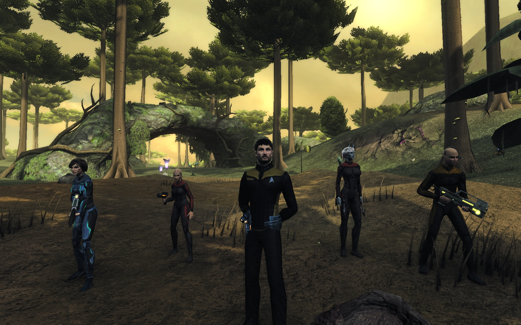 Star Trek Online Away